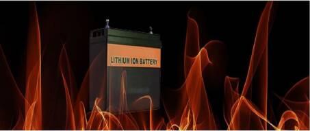 PyroBubbles Löschmittel für Lithium-Ionen