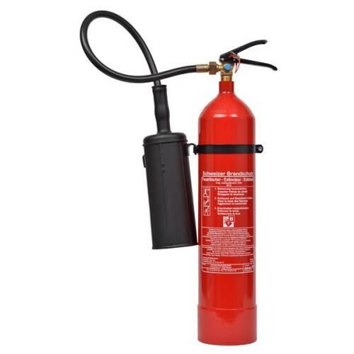 Co2 Feuerlöscher 5 Kilo K5J