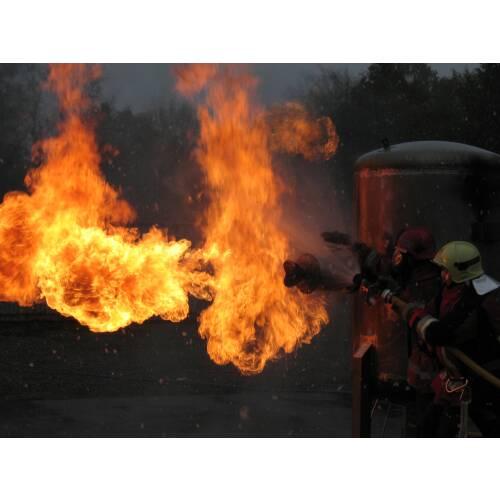Brandschutzschulung Modul 5