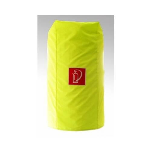 Neongelbe Feuerlöscherschutzhauben für Feuerlöscher 50 kg