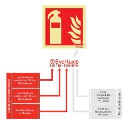 Brandschutzzeichen Handalarmtaster Exklusiv