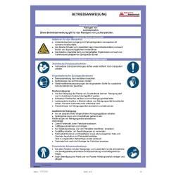 Betriebsanweisung Online Download