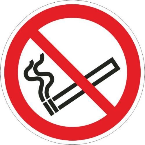 Verbotszeichen - Rauchen verboten ISO 7010